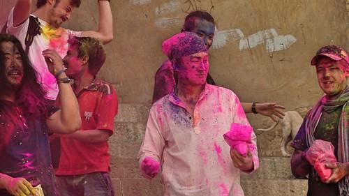 Holi in Banaras | by wanderingjatin