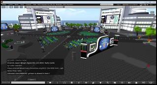 Open Sim #OSCC17 | by kaezenovka