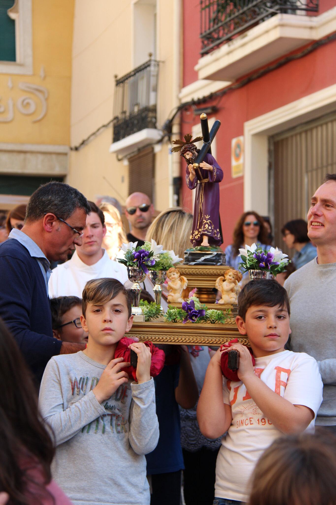 (2017-03-31) - I Vía Crucis jóvenes - Antonio José Verdú Navarro (41)