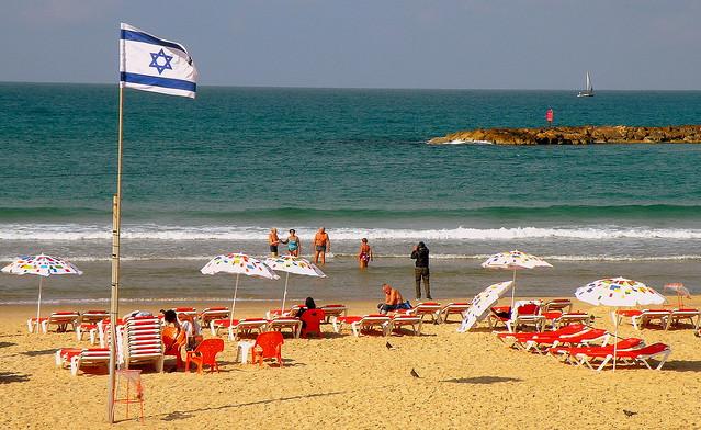 Dezember in Tel Aviv