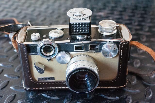 1958 Argus C3 Matchmatic,