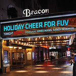 Fri, 15/12/2017 - 9:04pm - WFUV Public Radio's 13th annual fundraiser. December 15, 2017 at the Beacon Theatre in New York City, with Aimee Mann, Randy Newman, Jeff Tweedy and Lo Moon. Photo by Neil Swanson/WFUV