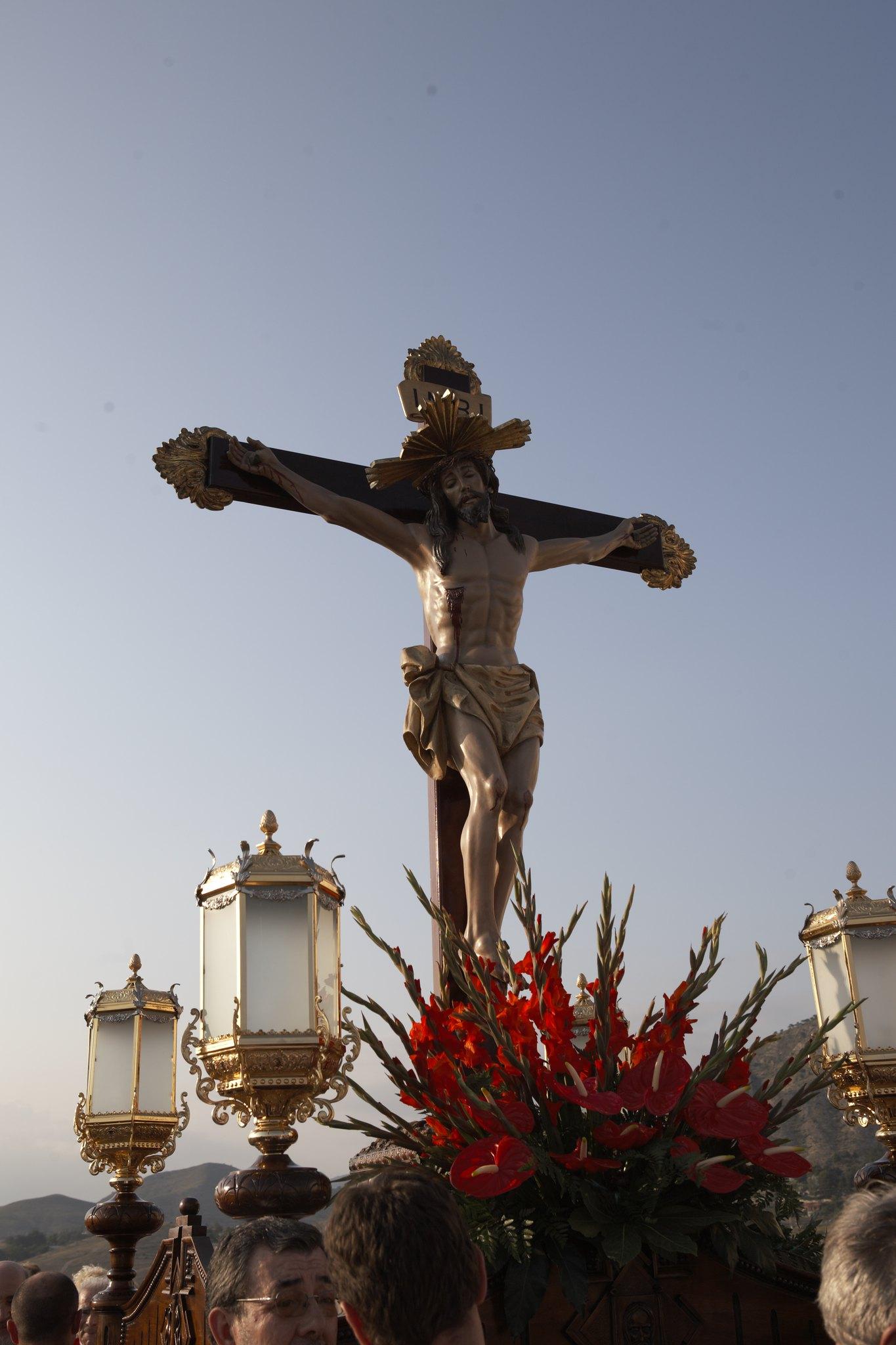 (2008-06-27) Vía Crucis de bajada - Heliodoro Corbí Sirvent (22)