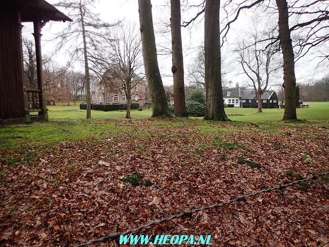 2017-12-27 Bennekomse-    Bossentocht         24 Km    (25)