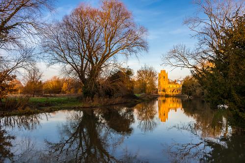 cambridgeshire hemingfordgrey rivergreatouse