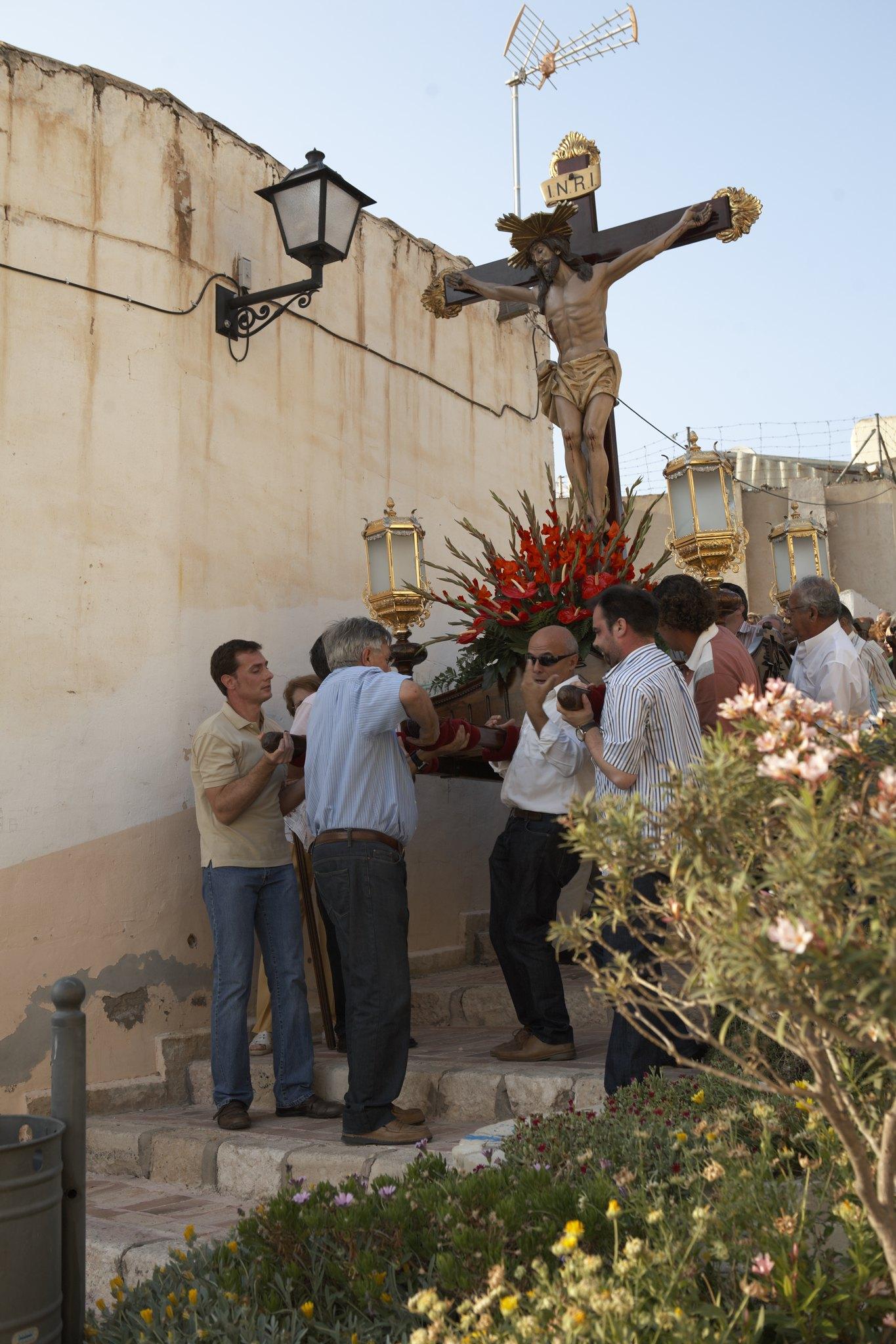(2008-06-27) Vía Crucis de bajada - Heliodoro Corbí Sirvent (46)