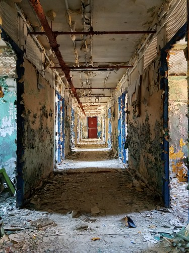 Grey Hill Vagrant Pennitentiary | by EsseXploreR