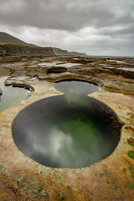 Figure Eight Pools