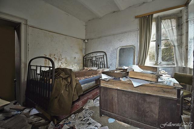 Chambre à découcher.