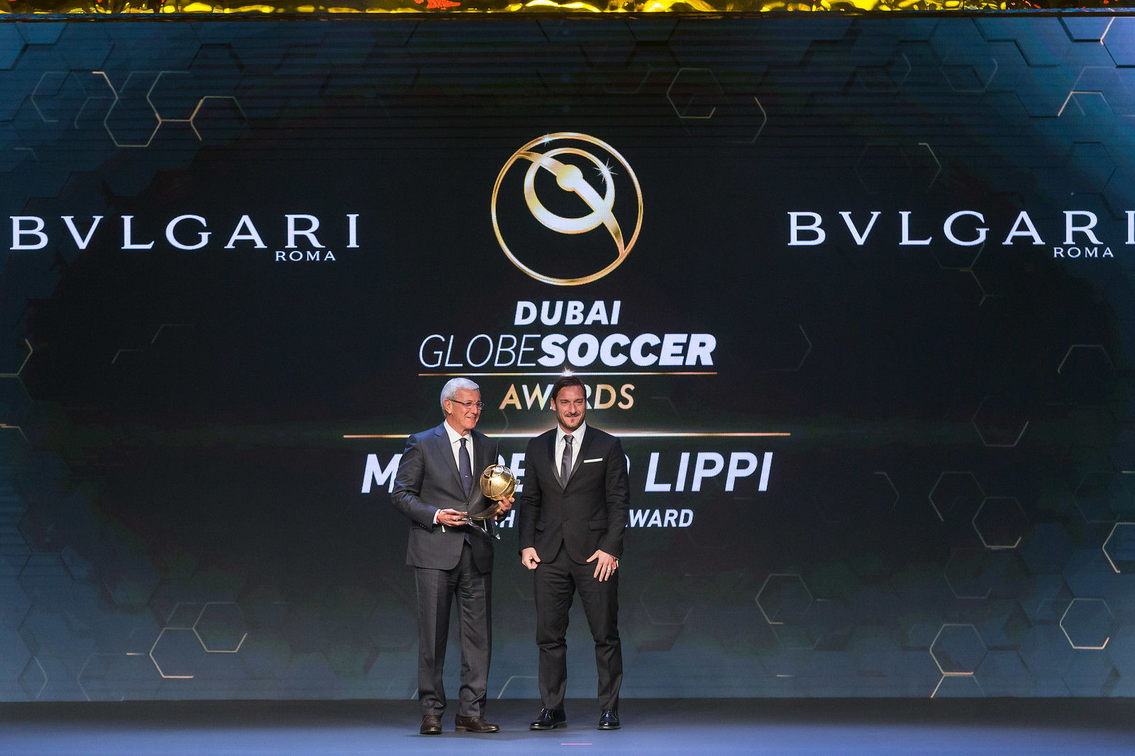 Globe Soccer Awards 0206