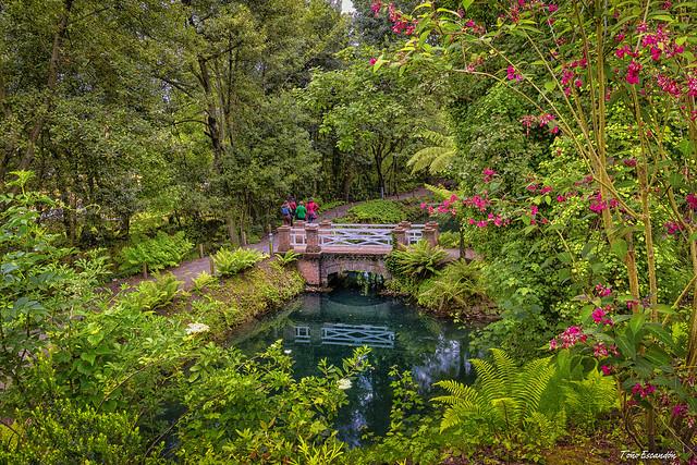 Jardin botanico, Gijon