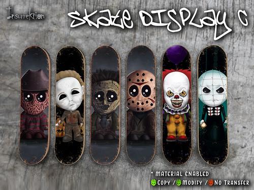 [IK] Skate Display C AD