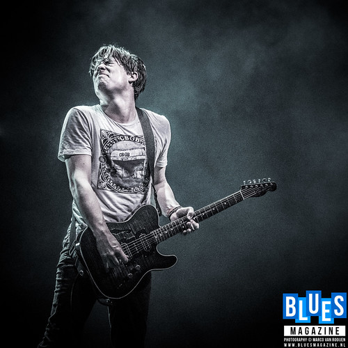 Jonny Lang © Marco van Rooijen | by Blues Magazine