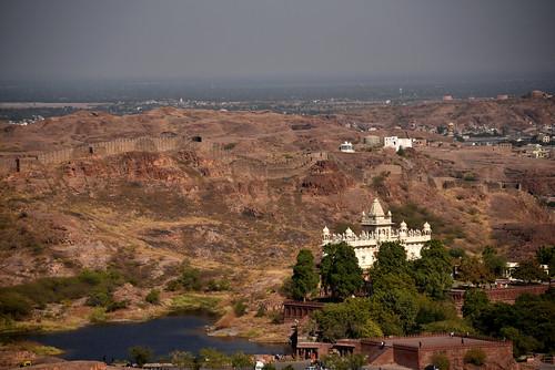 NKB_6617 Views from Mehrangarh fort   by nirmalkbaid