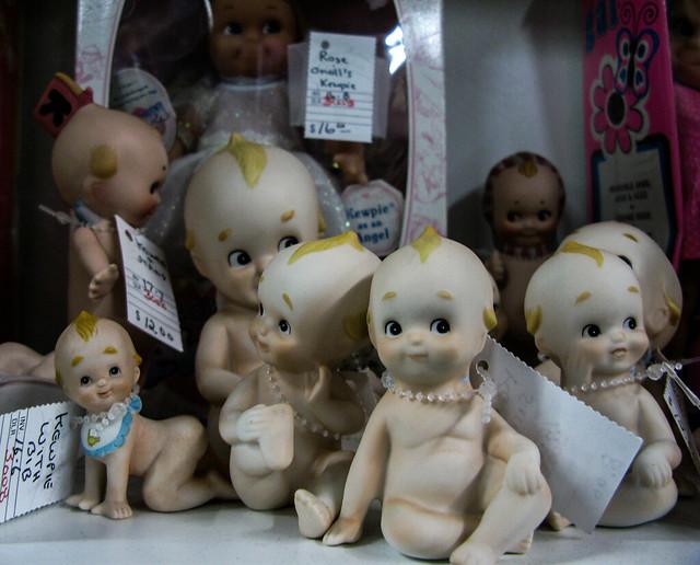 Kewpie Clone Orphanage