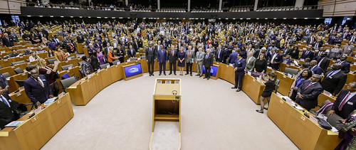 Federica Mogherini participates to the EU-Africa Conference, November 2018   by European External Action Service - EEAS