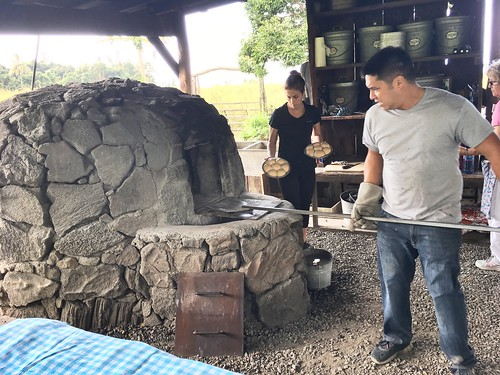 Making Portuguese Sweet Bread at the Kona Historical Society. | by sodai gomi