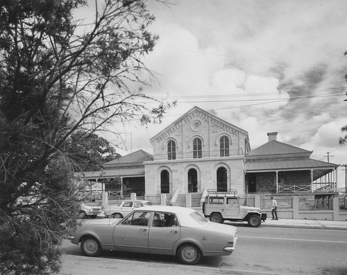 """qsa queenslandstatearchives courthouse building court """"court room"""" ipswich"""