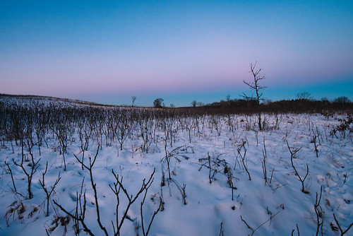 december minnesota prairieoverlooktrail williamobrienstatepark dusk pinksky snow sunset winter marineonsaintcroix unitedstates us