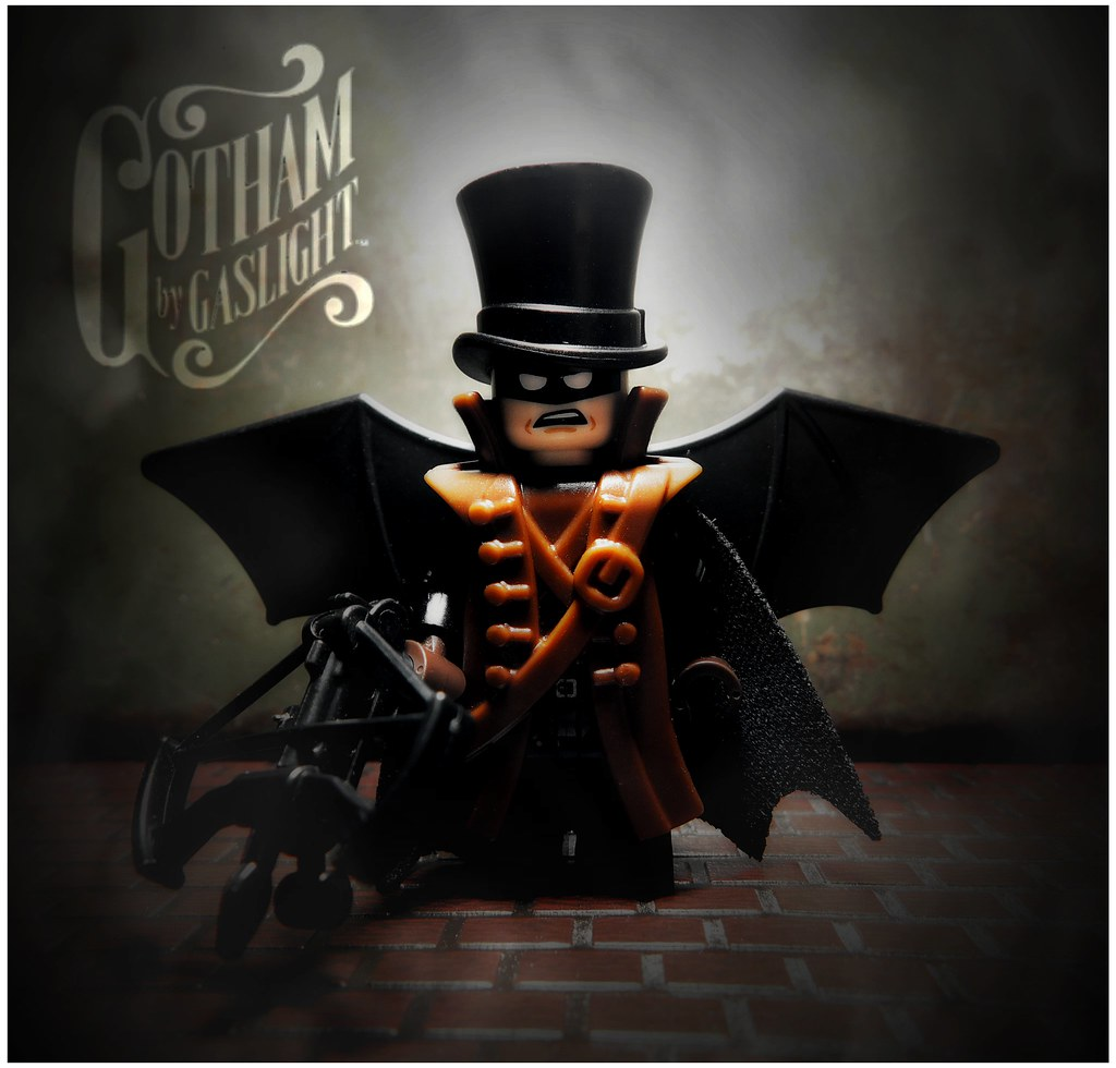 Batman Gotham By Gaslight Earth 19 In The 19th Century Flickr