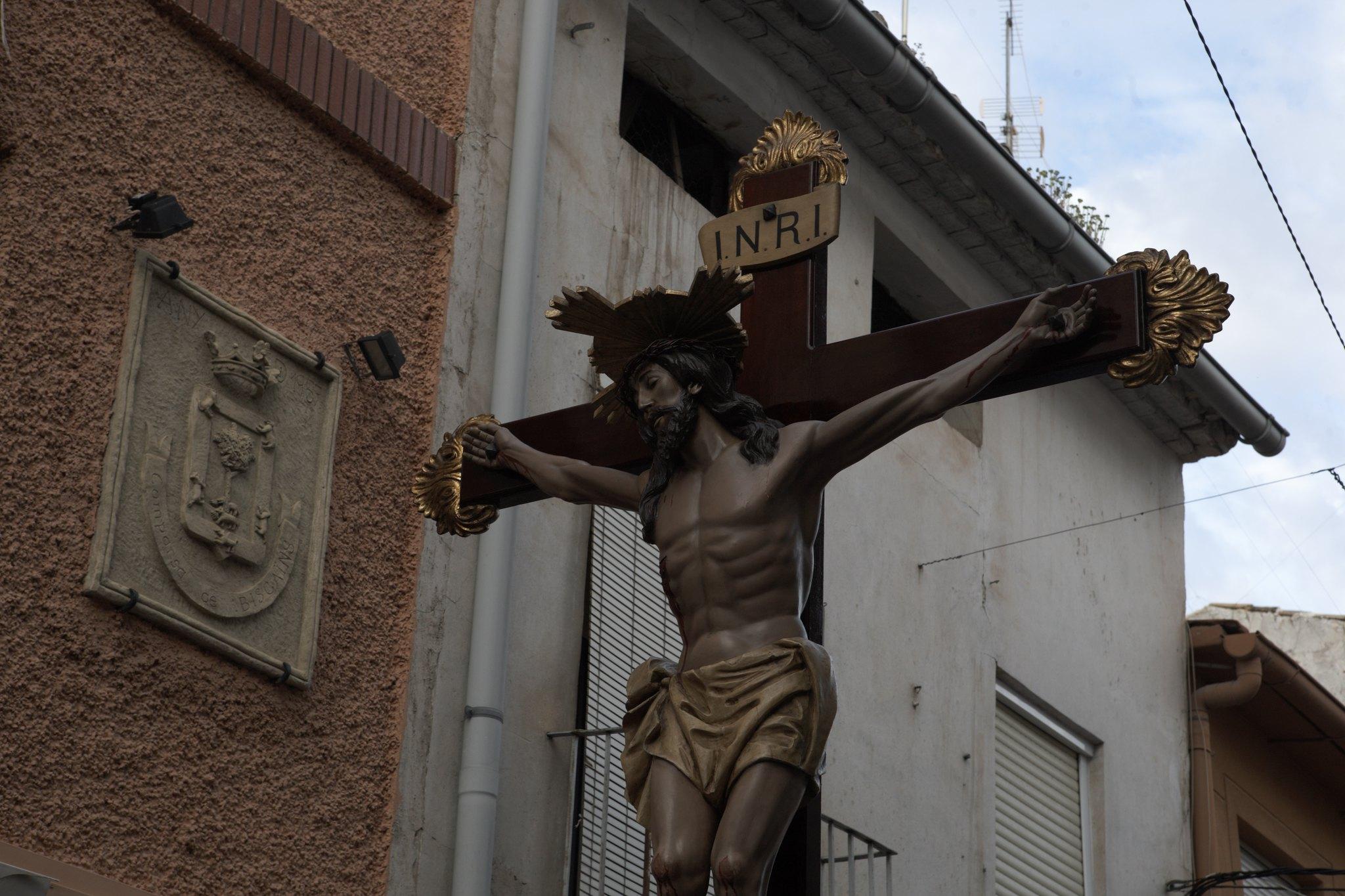 (2010-06-25) Vía Crucis de bajada - Heliodoro Corbí Sirvent (28)