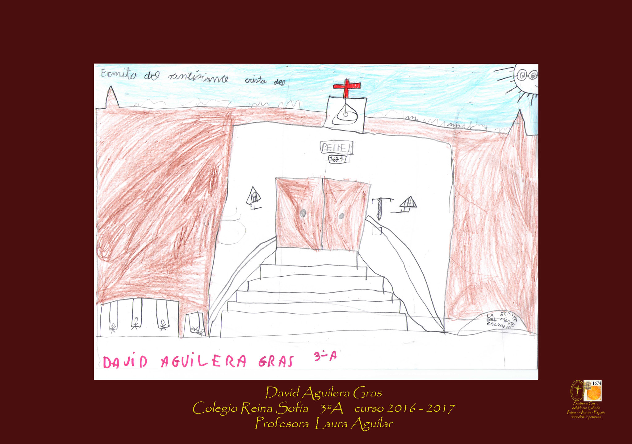 ElCristo - Actos - Exposicion Fotografica - (2017-12-01) - Reina sofía - 3ºA - David