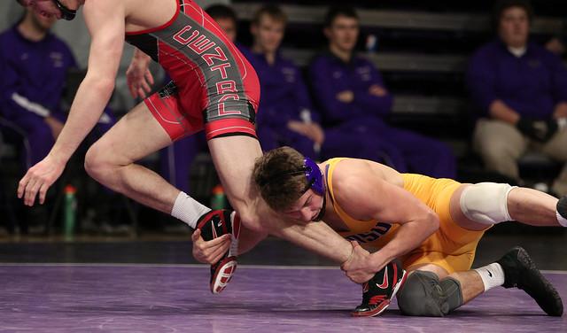 149: Kyle Rathman (MSU) Major. over Kaleb Warner (CMU) 18-5 | MSU 21 – CMU 0 - 180106amk0018