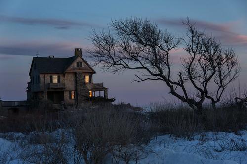 Coastal Blue Hour | by Bud in Wells, Maine