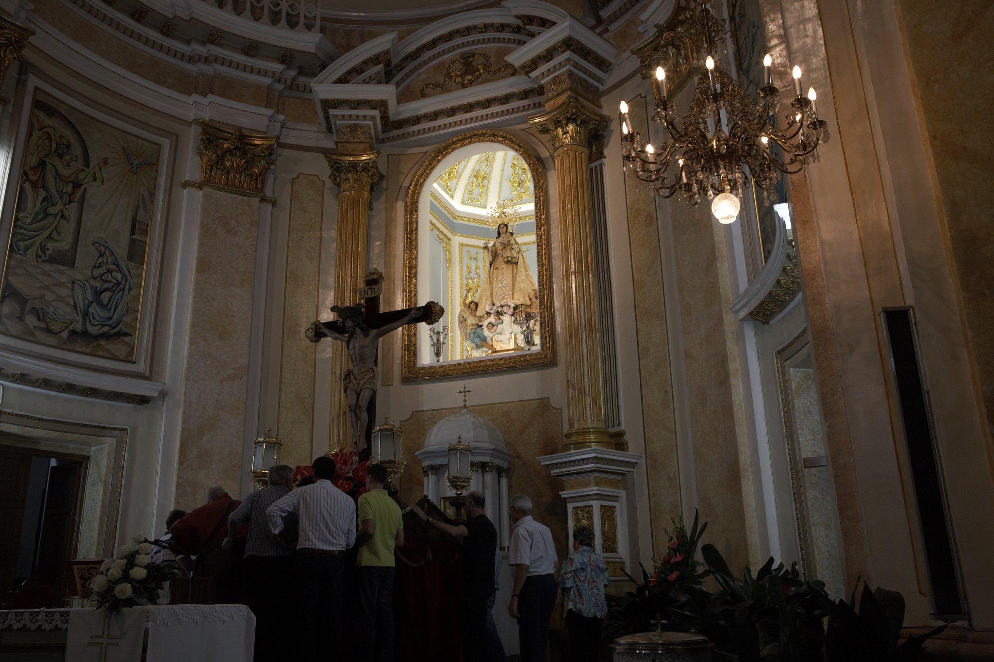 (2010-06-25) Vía Crucis de bajada - Heliodoro Corbí Sirvent (73)