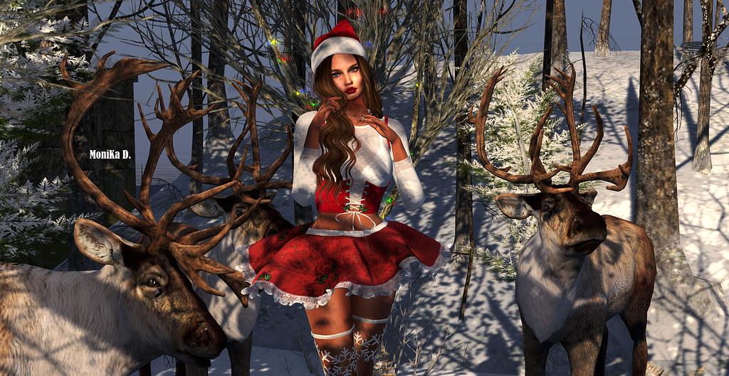 Mother Christmas.Mother Christmas Details Here Beaslfashionista Blogspot