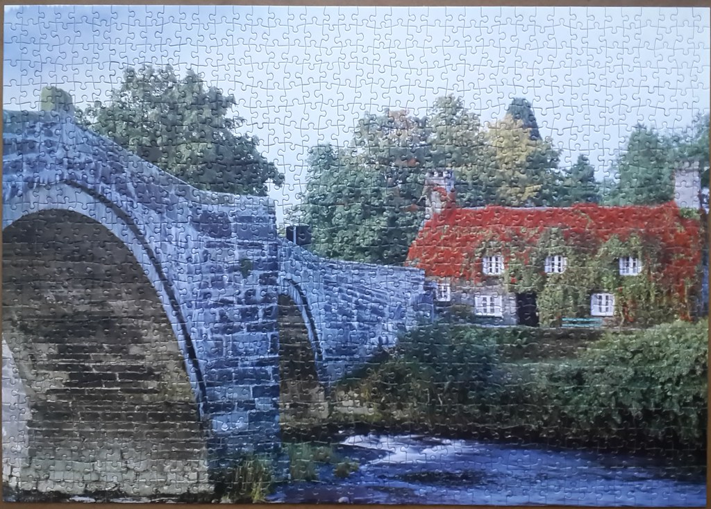 Llanwrst, North Wales, by Andy Williams