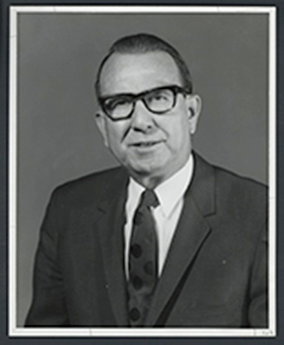 Cafeteria Local 471 nemesis Rep. O. C. Fisher: 1965 ca. | by Washington Area Spark