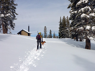 Approaching Mt Rose Ski Tahoe   by simonov
