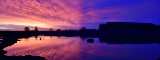 Cardington sunrise I