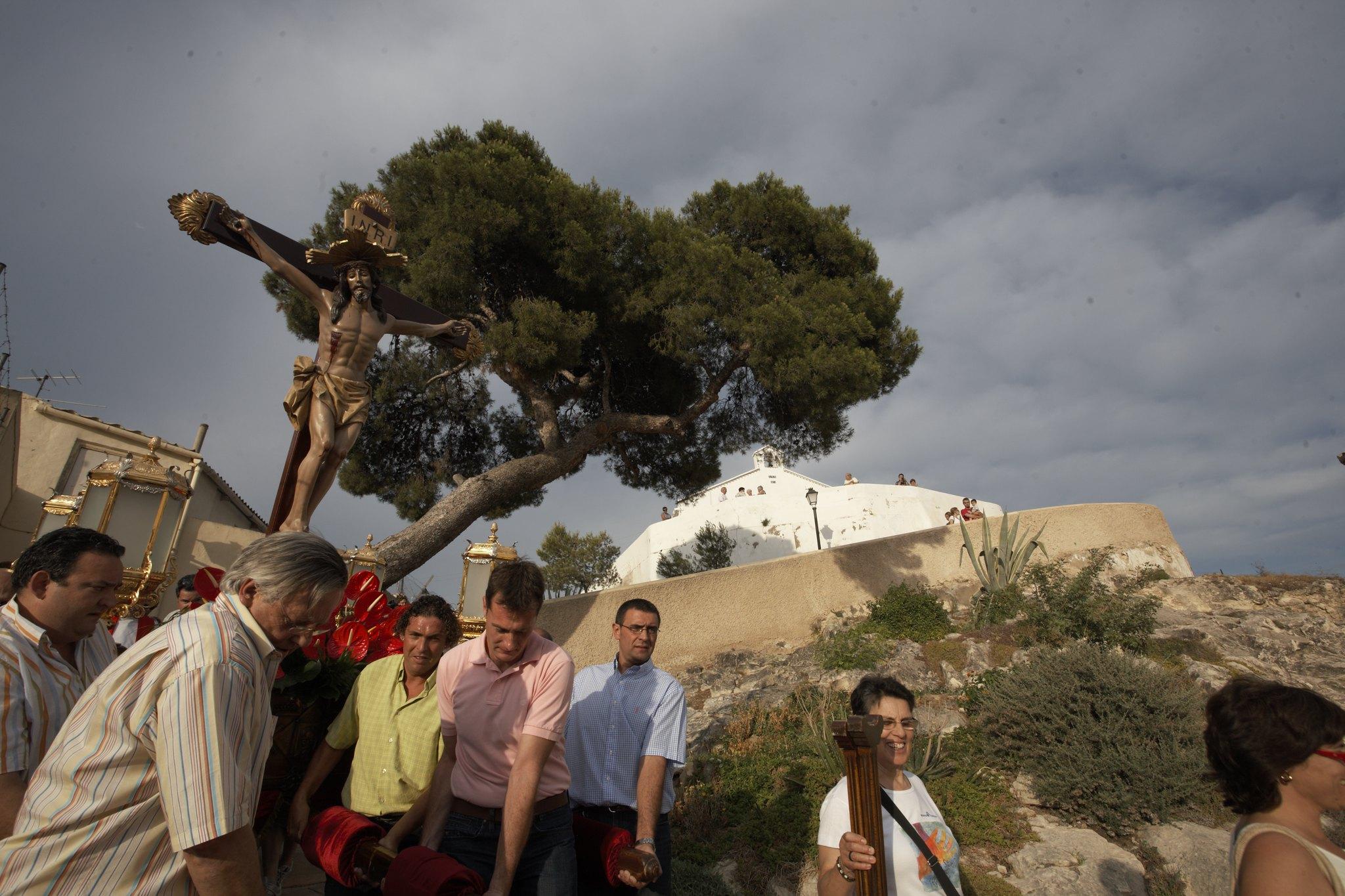 (2009-06-26) Vía Crucis de bajada - Heliodoro Corbí Sirvent (82)