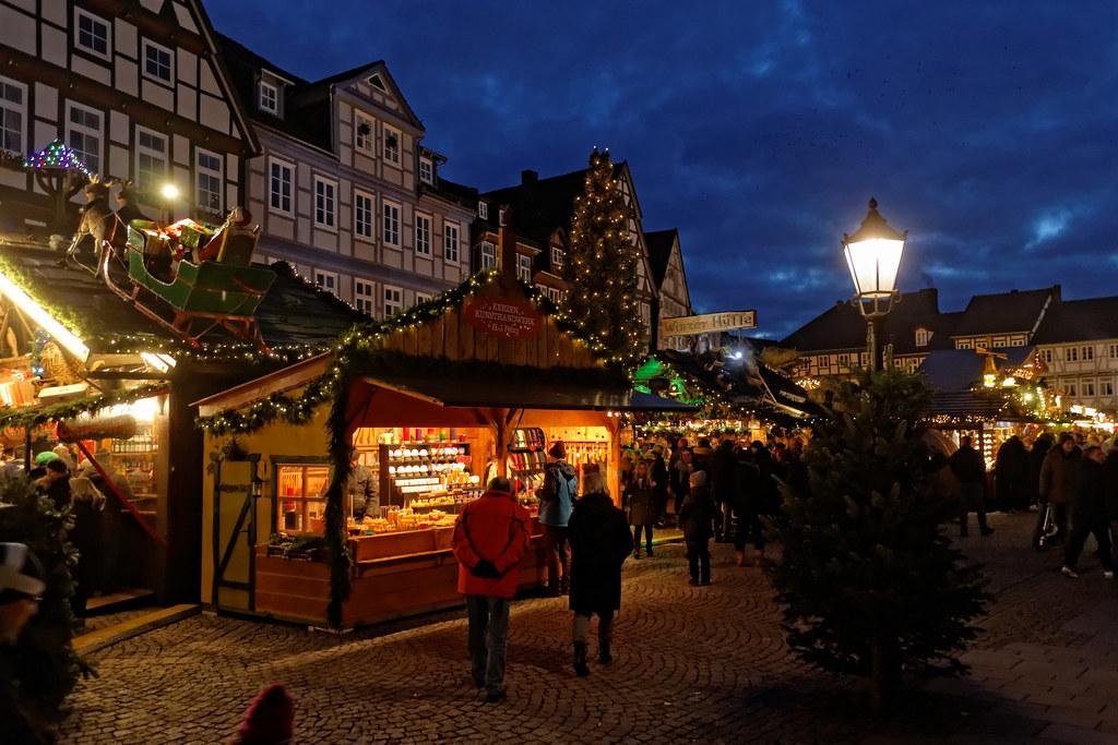 Weihnachtsmarkt W.Weihnachtsmarkt In Celle Mir Ist Es Jedes Jahr Aufs Neue W Flickr