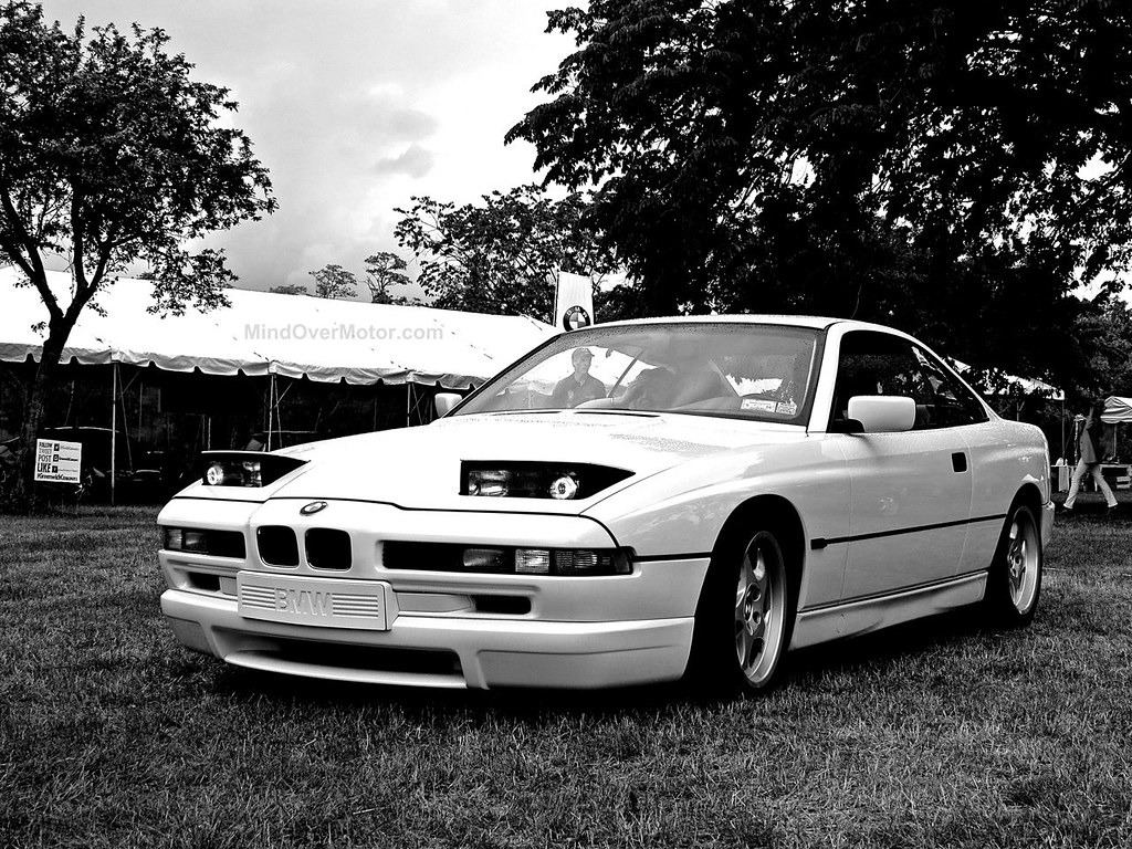 Greenwich 2 Bmw 850csi V12 Nick Walker Flickr