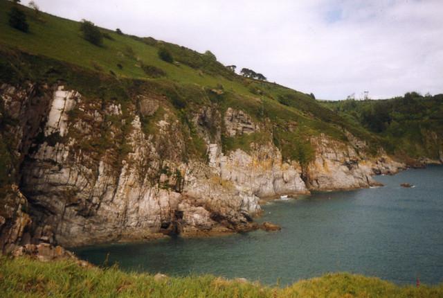 Newfoundland Cove, South Devon