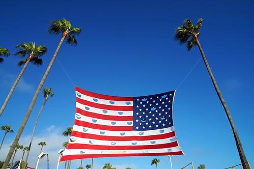 Happy July 4: Santa Monica Beach (Jonathan Beach Club) | by Eric Lassiter