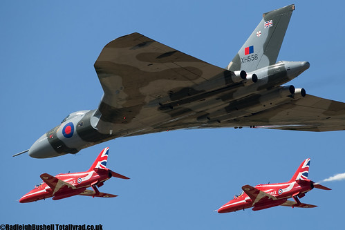 Vulcan + Reds | by Totallyrad.co.uk