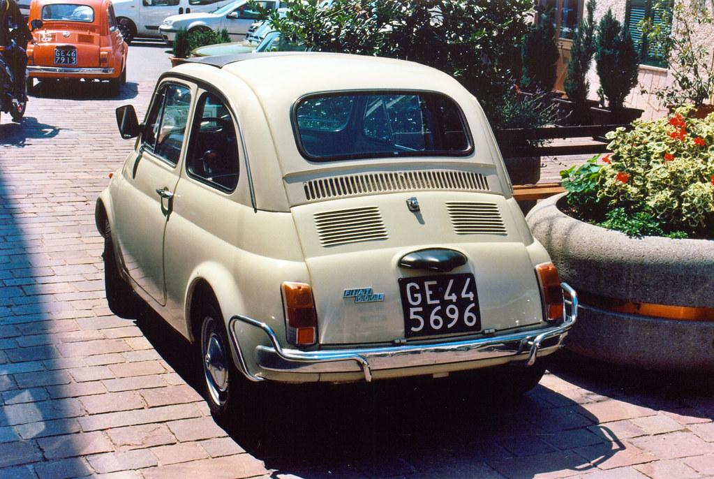 Fiat 500 L 1970 Ix Raduno Di Auto D Epoca Di Rovegno 12 Flickr