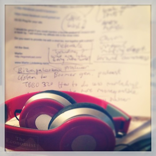 Prep. Show notes for EGO Interview w/ Ivana Taylor. #podcasting | by Lyceum
