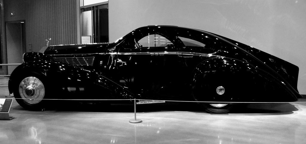 1925 Rolls Royce Phantom >> 1925 Rolls Royce Phantom 1 Petersen Automotive Museum Los