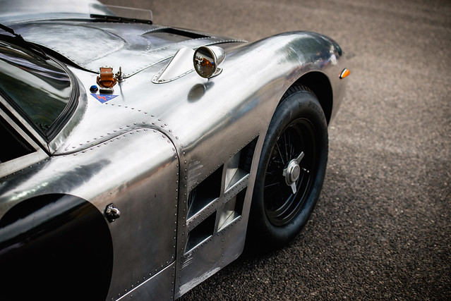 Jamie McIntyre and Bobby Verdon-Roe - 1964 ISO Bizzarrini A3C at the 2016 Goodwood Revival (Photo 2)