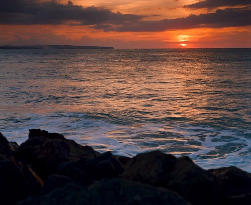 kodakportra160 mamiya127mmklf35 mamiyarb67pros meduimformat 6x7 film analog puertorico aguadilla sunset