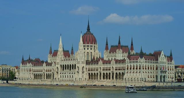 Budapest - Országház - Hungarian Parliament