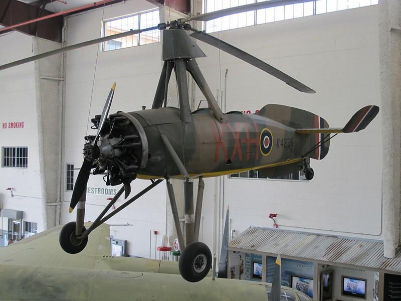 Cierva C.30-A Autogyro 1