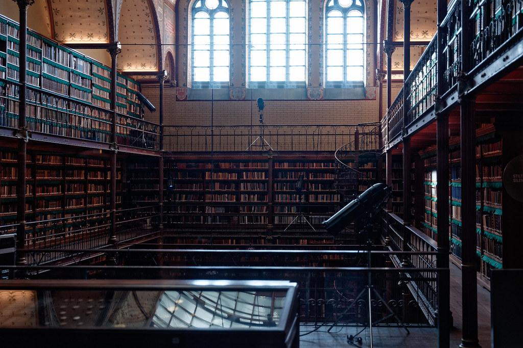 Cuypers Library / Cuypersbibliotheek