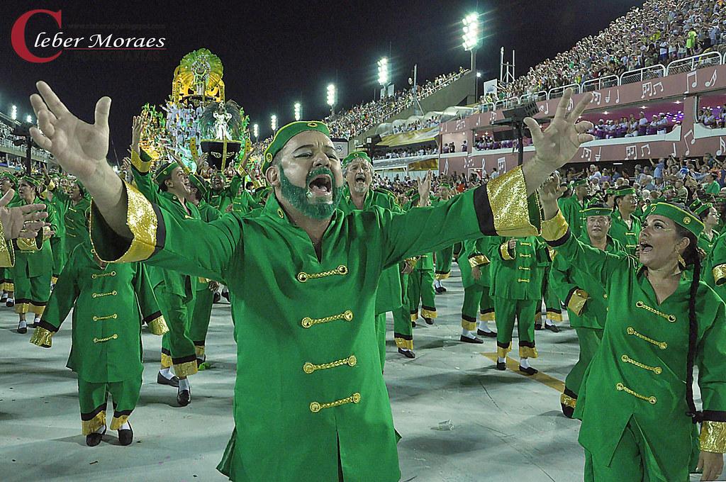 G. R. E. S. Império Serrano 3662 Carnaval 2018 - Rio de Janeiro - RJ - Brasil