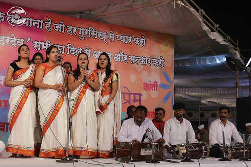 Devotional song by Jaya and Saathi from Bhusawal